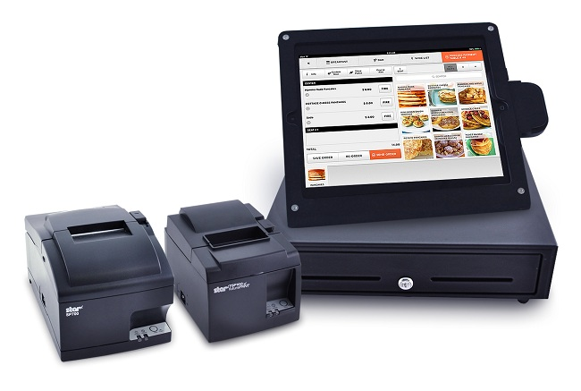 Cloud based iPad Point of Sale System