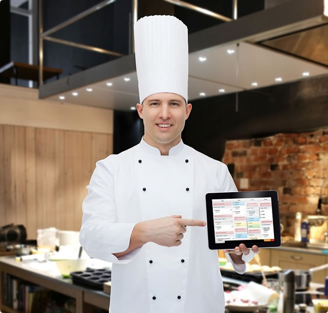 Kitchen Display System Aptito Cloud Based Ipad Pos System