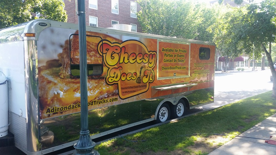 Cheesy Does It Food Truck