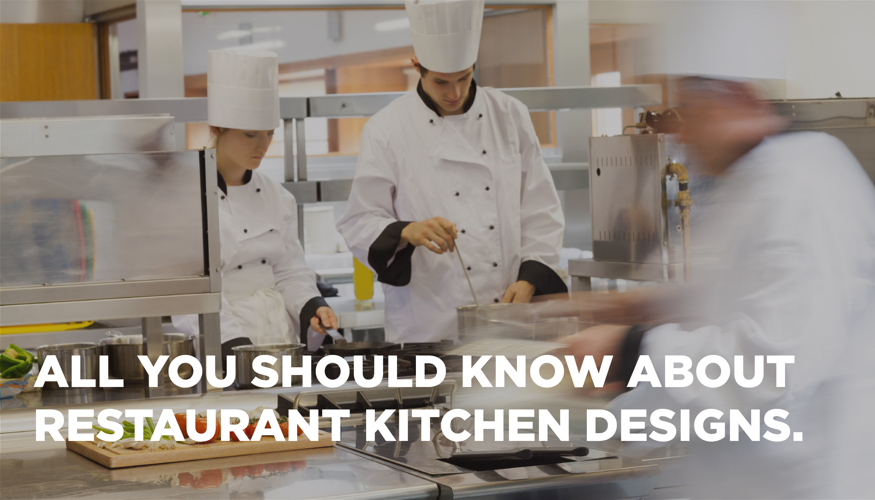 All you should know about restaurant kitchen design