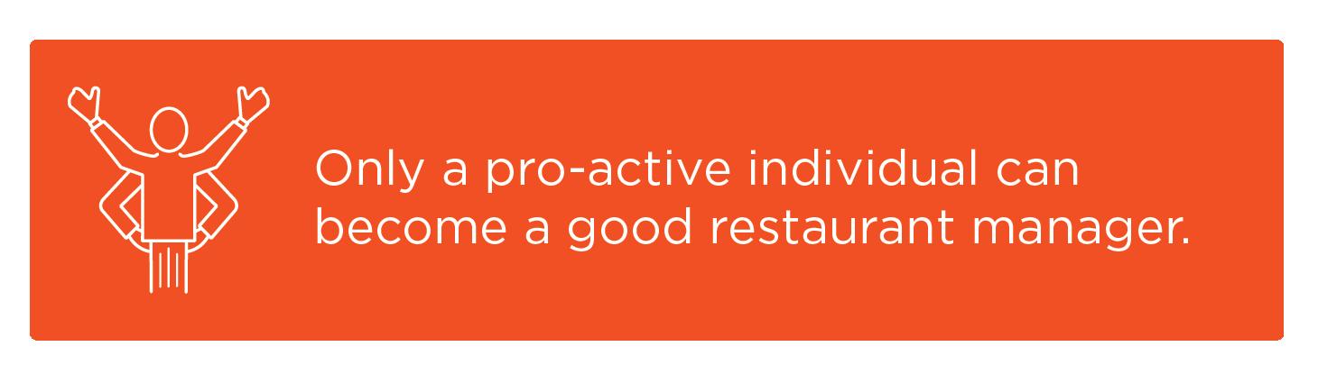 pro-active individual